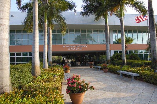 St Thomas University Florida >> St Thomas University Law Tutor Law School Tutor